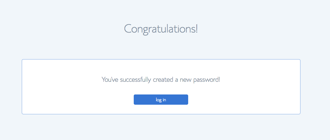 success-password-creation