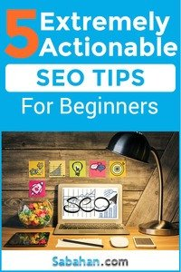 seo tip for beginners