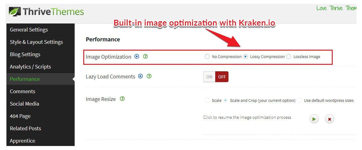 image optimization plugin